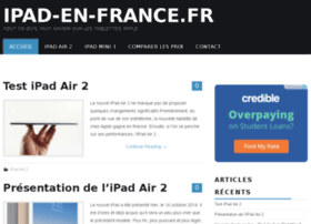 ipad-en-france.fr