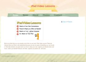 ipad-video-lessons4u.webs.com