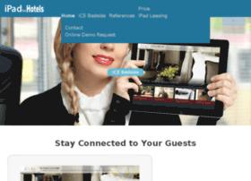 ipadforhotels.com
