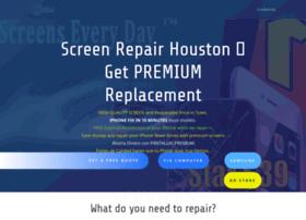 ipadscreenrepairhouston.com