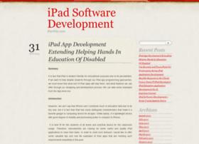 ipadsoftwaredevelopmentindia.wordpress.com