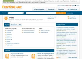 ipandit.practicallaw.com