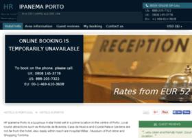ipanema-porto.hotel-rez.com