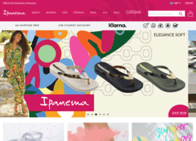 ipanemaflipflops.co.uk