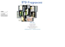 ipdfragrance.com