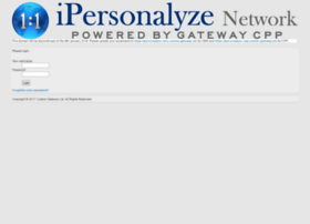 ipersonalyze.gateway3d.com