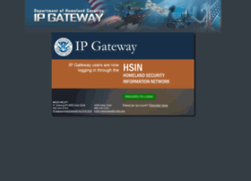 ipgateway.dhs.gov