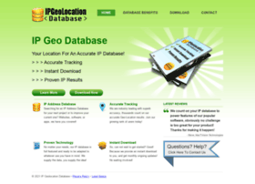 ipgeolocationdatabase.com