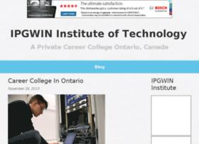 ipgwinprivatecareercollege.bravesites.com