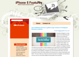 iphone-5-features.com