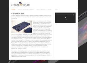 iphone-forum.fr