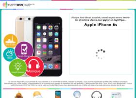 iphone.jeuhappywin.com