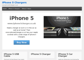 iphone5charger.co.uk