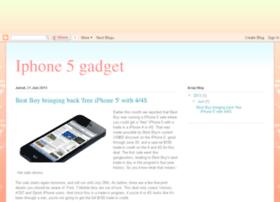 iphone5gadget100.blogspot.com