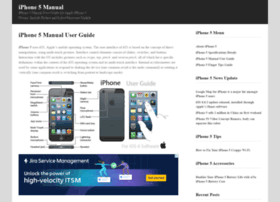 iphone5manualguide.com