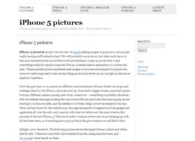 iphone5pictures.com