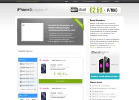 iphone5prijzen.nl