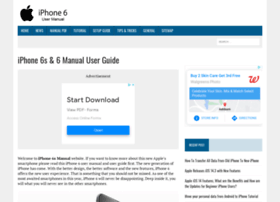 iphone6manualguides.com