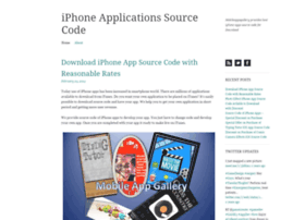 iphoneappssourcecode.wordpress.com