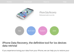 iphonedatarecovery.com