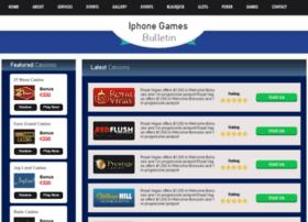iphonegamesbulletin.com