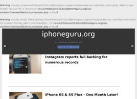 iphoneguru.org