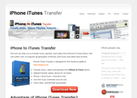 iphoneitunestransfer.com