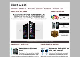 iphonepascher.com