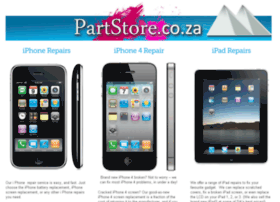 iphonerepairs.partstore.co.za