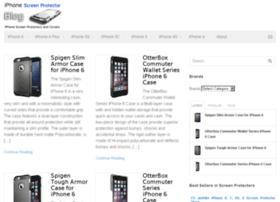 iphonescreenprotectorblog.com
