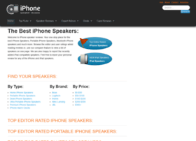 iphonespeakerreviews.com