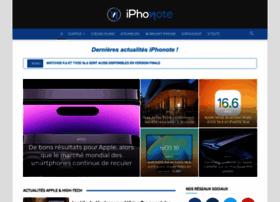 iphonote.com