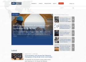 ipinst.org