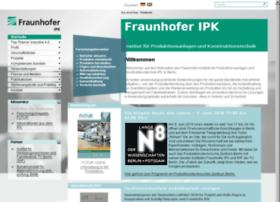 ipk.fraunhofer.de