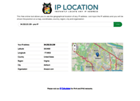 iplocation.com