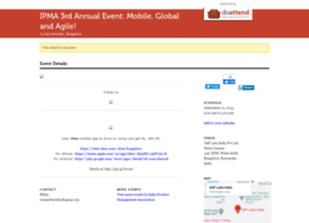 ipmaannualevent2013.doattend.com