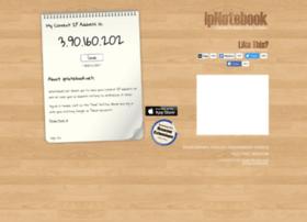 ipnotebook.net