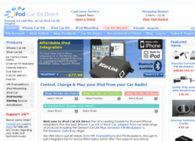 ipodcarkitdirect.co.uk