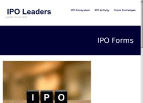 ipoforms.com