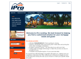 iprolending.mortgage-application.net