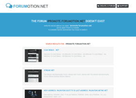 ipromote.forumotion.net