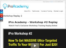 iproworkshop.com