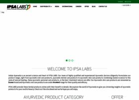 ipsalabs.com