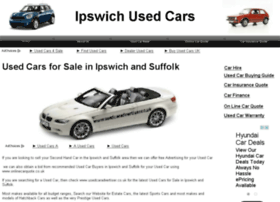 ipswichusedcars.co.uk