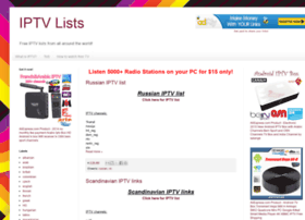 iptv-lists.blogspot.be