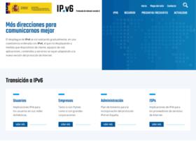 ipv6.es