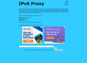 ipv6proxy.net