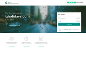 iqholidays.com