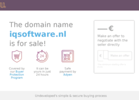 iqsoftware.nl