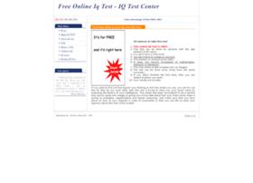 iqtest-center.com